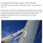 Living the Sailing Dream Part Three