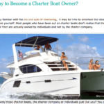 how to become a charter owner