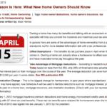 building industry blogging